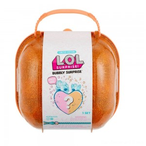 Black Friday - L.O.L. Surprise! Bubbly Surprise with Exclusive Doll and Pet - Orange