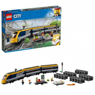 Black Friday - LEGO City Passenger Train 60197