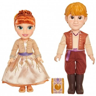 Disney Frozen 2 Anna and Kristoff Proposal Gift Set 2pk
