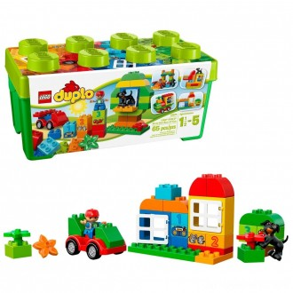 Black Friday - LEGO DUPLO My First All-in-One-Box-of-Fun 10572