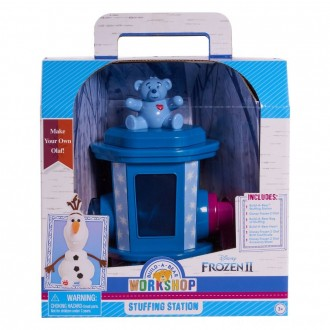 Black Friday - Build-A-Bear Workshop Disney Frozen Stuffing Station With Olaf Plush