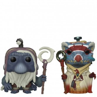 Funko POP! Television: Netflix The Dark Crystal - Age of Resistance - The Wanderer & The Heretic 2pk (Shared NYCC Debut)
