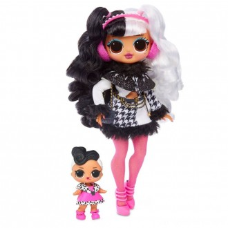 Black Friday - L.O.L. Surprise! O.M.G. Winter Disco Dollie Fashion Doll & Sister