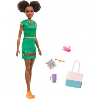 Black Friday - Barbie Travel Nikki Doll, fashion dolls