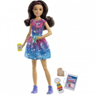 Black Friday - Barbie Skipper Babysitters Inc. Brunette Doll Playset