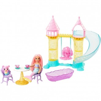 Black Friday - Barbie Chelsea Mermaid Playground Playset