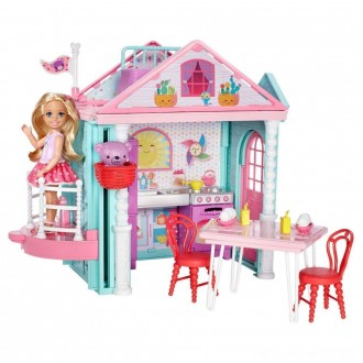 Black Friday - Barbie Club Chelsea Doll and Playhouse