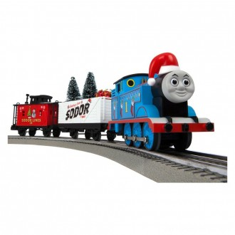 Black Friday - Lionel Thomas & Friends Christmas Freight LionChief Train Set with Bluetooth