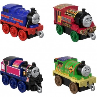 Black Friday - Fisher-Price Thomas & Friends Around the World Push Along 4pk