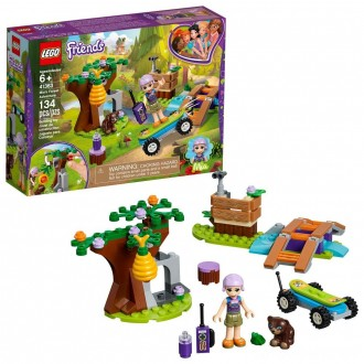 Black Friday - LEGO Friends Mia's Forest Adventure 41363