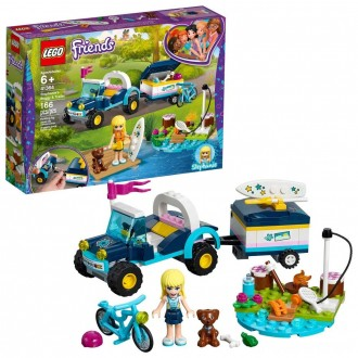 Black Friday - LEGO Friends Stephanie's Buggy & Trailer 41364