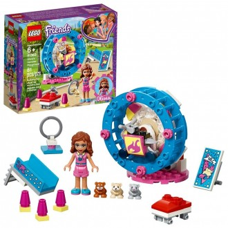 Black Friday - LEGO Friends Olivia's Hamster Playground 41383