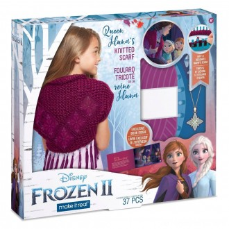 Black Friday - Disney Frozen 2 Queen Iduna's Knitted Shawl
