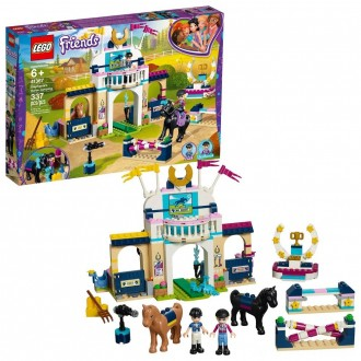 Black Friday - LEGO Friends Stephanie's Horse Jumping 41367