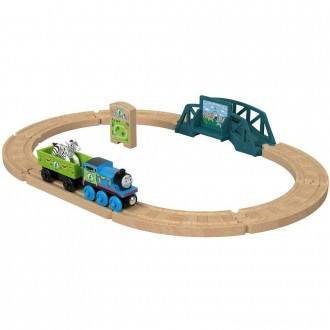 Black Friday - Fisher-Price Thomas & Friends Wood Animal Park Set