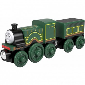 Fisher-Price Thomas & Friends Wood Emily Engine