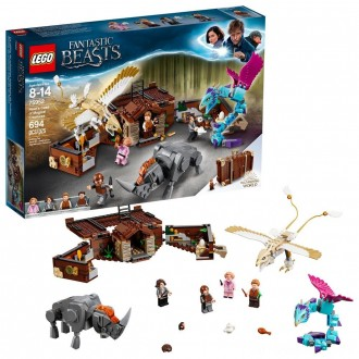 Black Friday - LEGO Harry Potter Fantastic Beasts Newt's Case of Magical Creatures 75952