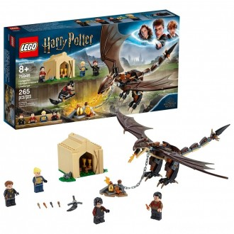Black Friday - LEGO Harry Potter Hungarian Horntail Triwizard Challenge 75946 Toy Dragon Building Kit 265pc