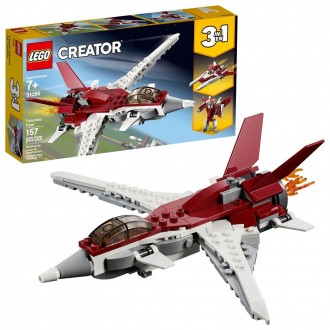 Black Friday - LEGO Creator Futuristic Flyer 31086