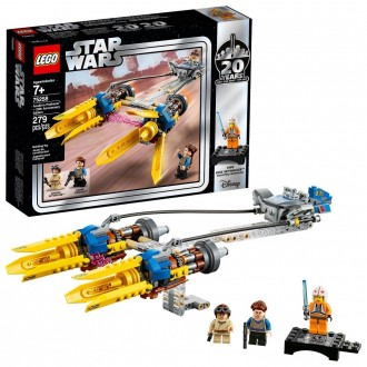 Black Friday - LEGO Star Wars Anakin's Podracer - 20th Anniversary Edition 75258