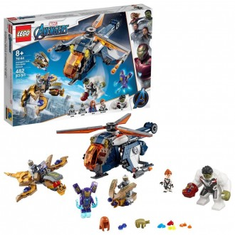 Black Friday - LEGO Super Heroes Marvel Avengers Hulk Helicopter Rescue 76144