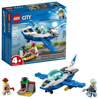 Black Friday - LEGO City Sky Police Jet Patrol 60206
