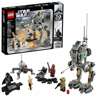Black Friday - LEGO Star Wars Clone Scout Walker - 20th Anniversary Edition 75261