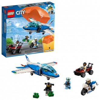 Black Friday - LEGO City Sky Police Parachute Arrest 60208