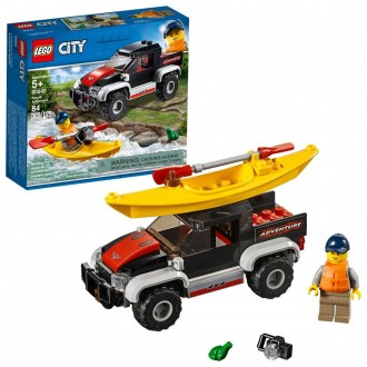 Black Friday - LEGO City Kayak Adventure 60240