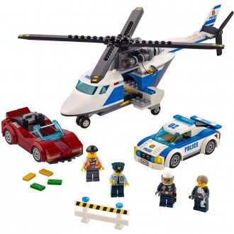 Black Friday - LEGO City Police High-speed Chase 60138