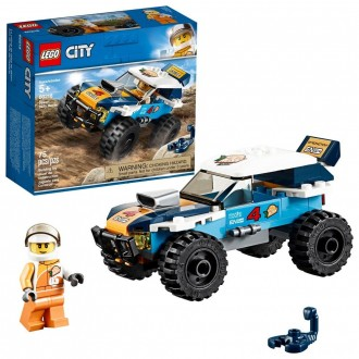 Black Friday - LEGO City Desert Rally Racer 60218