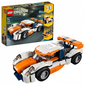 Black Friday - LEGO Creator Sunset Track Racer 31089