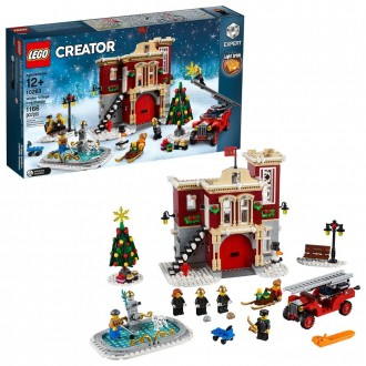 Black Friday - LEGO Creator Winter Village Fire Station 10263