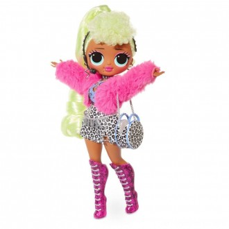 Black Friday - L.O.L. Surprise! O.M.G. Lady Diva Fashion Doll with 20 Surprises