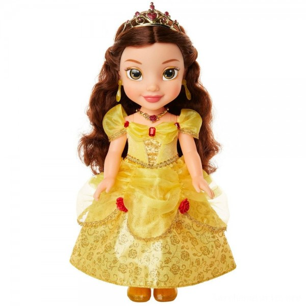 Black Friday - Disney Princess Majestic Collection Belle Doll