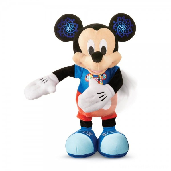 Black Friday - Mickey Mouse Hot Dog Dance Break Plush
