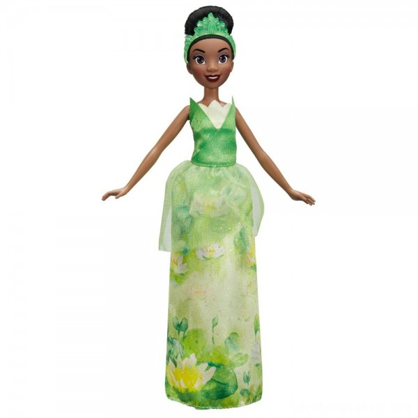 Black Friday - Disney Princess Royal Shimmer - Tiana Doll