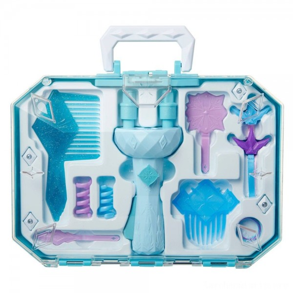 Black Friday - Disney Frozen 2 Elsa's Enchanted Ice Accessory Set