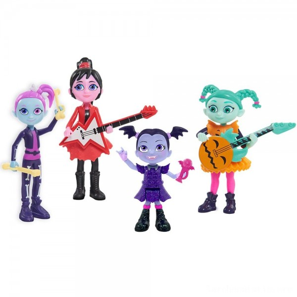Black Friday - Disney Junior Vampirina and The Screams Figure Set