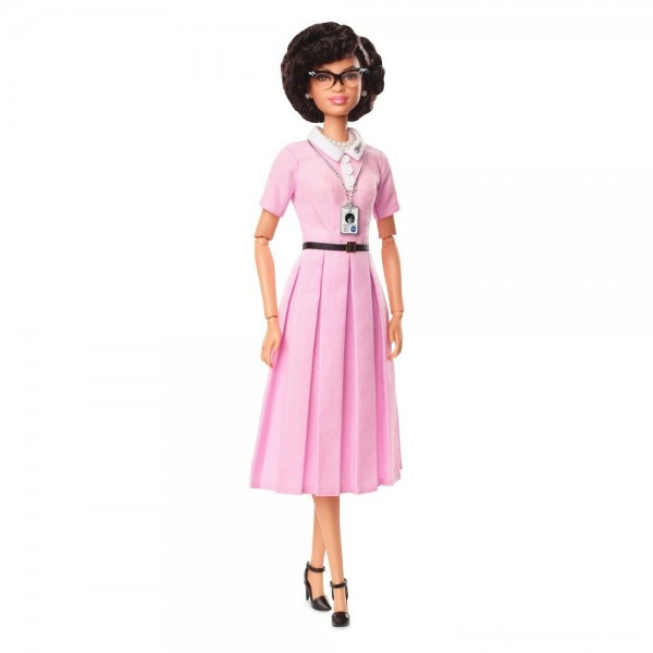 Black Friday - Barbie Collector Inspiring Women Series Katherine Johnson Doll