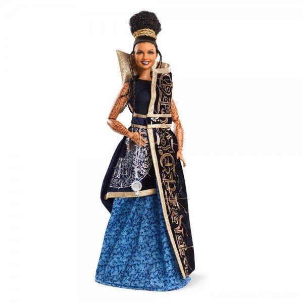 Black Friday - Disney Barbie Collector A Wrinkle in Time Mrs. Who Doll
