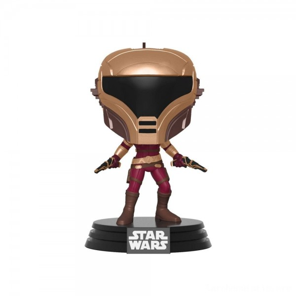 Funko POP! Star Wars: The Rise of Skywalker - Zorii Bliss