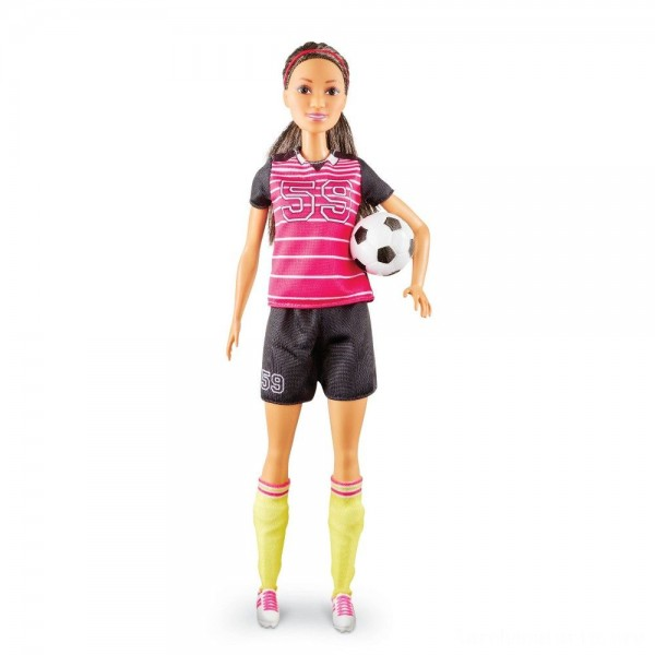 Black Friday - Barbie Careers 60th Anniversary Athlete Doll