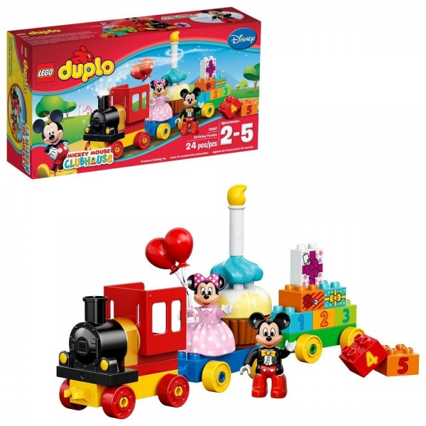 Black Friday - LEGO DUPLO Mickey Minnie Birthday 10597