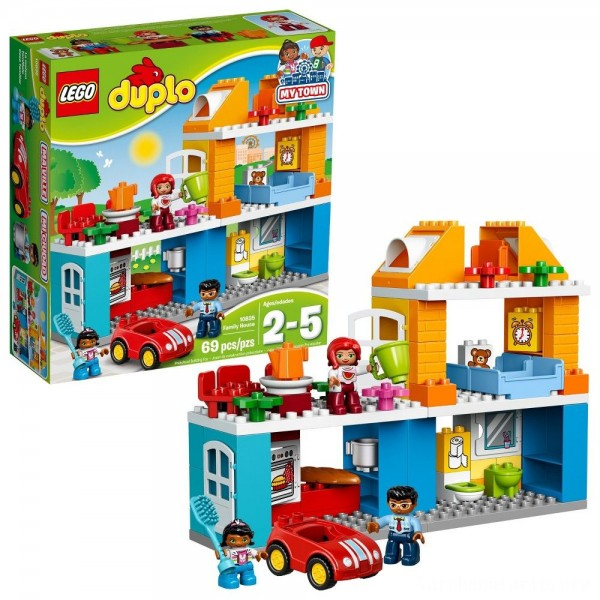 Black Friday - LEGO DUPLO Town Family House 10835