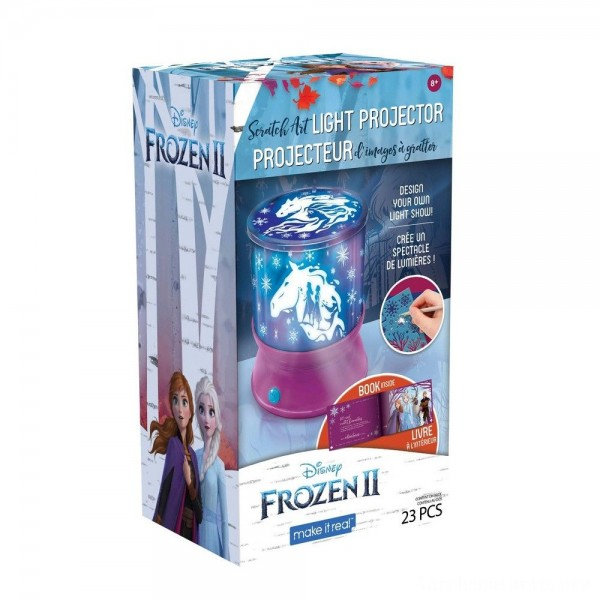 Disney Frozen 2 StarLight Projector