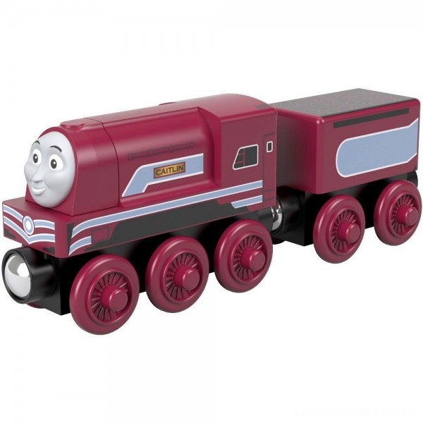 Black Friday - Fisher-Price Thomas & Friends Wood Caitlin