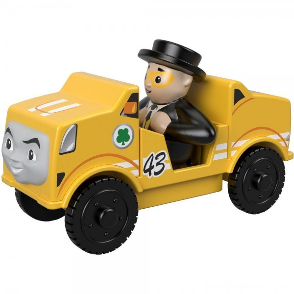 Fisher-Price Thomas & Friends Wood Ace the Racer