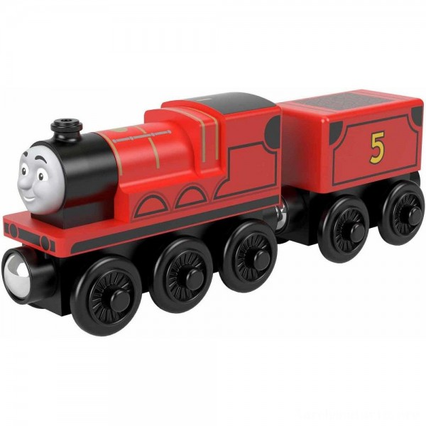 Black Friday - Fisher-Price Thomas & Friends Wood James Engine