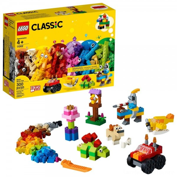 Black Friday - LEGO Classic Basic Brick Set 11002
